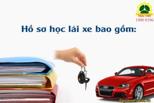 Hồ sơ học lái xe ô tô b1