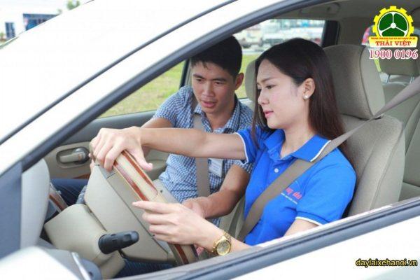 bảng giá học lái xe
