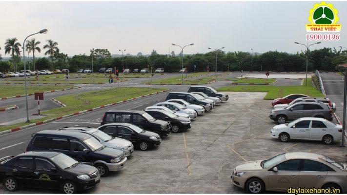 học bằng lái xe b2 tại Hà Nội