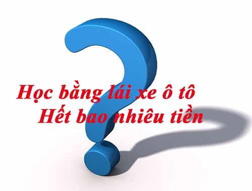 hoc-bang-lai-xe-b2-het-bao-nhieu-tien