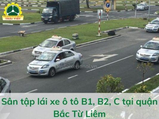 San-tap-lai-xe-o-to-B1-B2-C-tai-quan-Bac-Tu-Liem