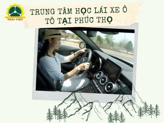 Trung-tam-hoc-lai-xe-o-to-B1-B2-C-tai-Phuc-Tho